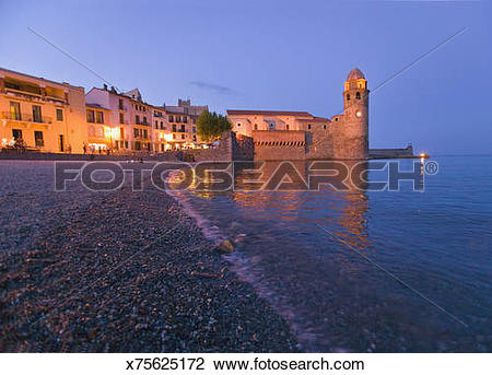 Stock Photo of France, Languedoc.