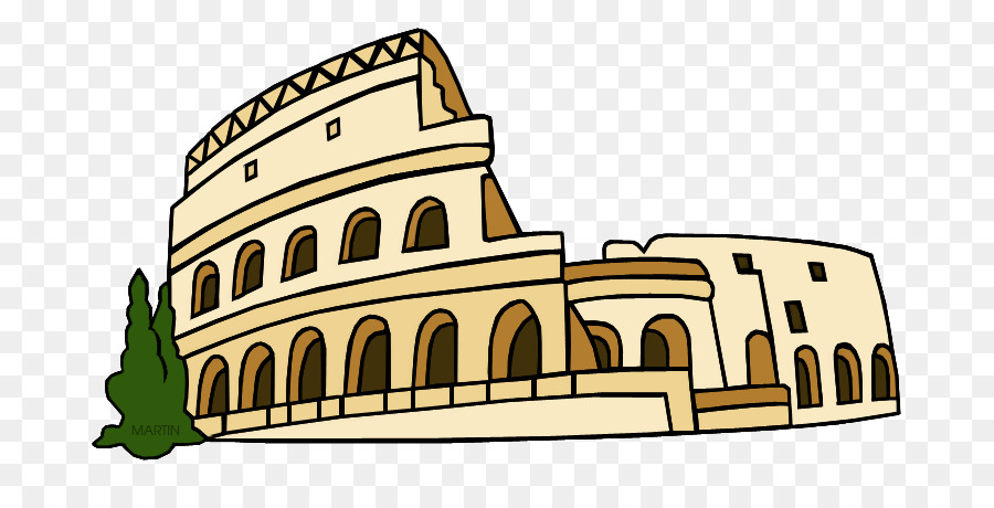 Clipart colosseum 2 » Clipart Station.