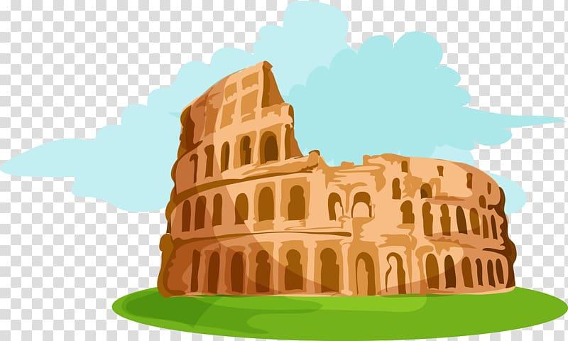Colosseum Ancient Rome Ancient Roman architecture, Roman.
