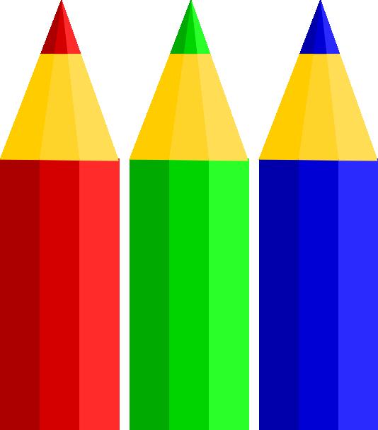 Clip Art Cartoon Colors Clipart.