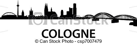 Cologne cathedral clipart #3