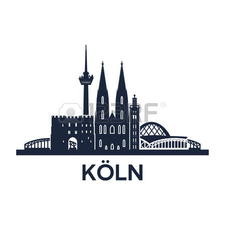 151 Cologne Cathedral Stock Vector Illustration And Royalty Free.