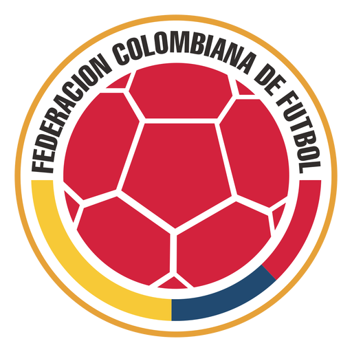Colombia football team logo.