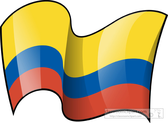 colombian animated clipart #13