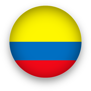 Free Animated Colombia Flags.