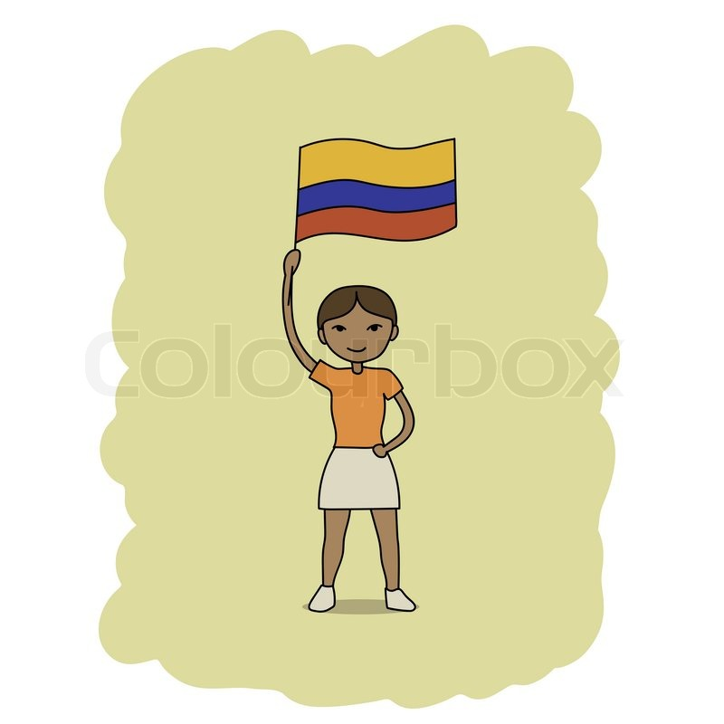 colombian animated clipart #1