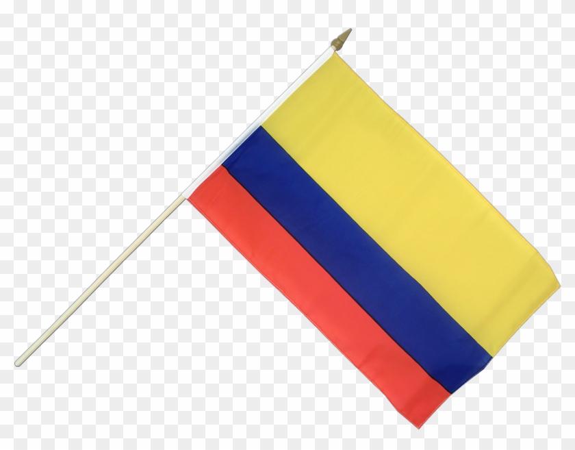 Colombian Flag Png, Transparent Png.