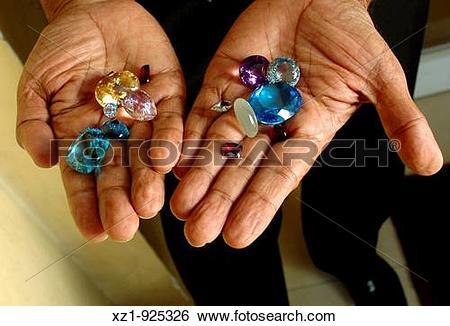 Stock Images of Precious stones shop, Colombo, Sri Lanka xz1.