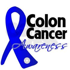 colon cancer awareness.