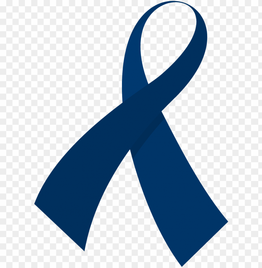 colon cancer ribbon PNG image with transparent background.