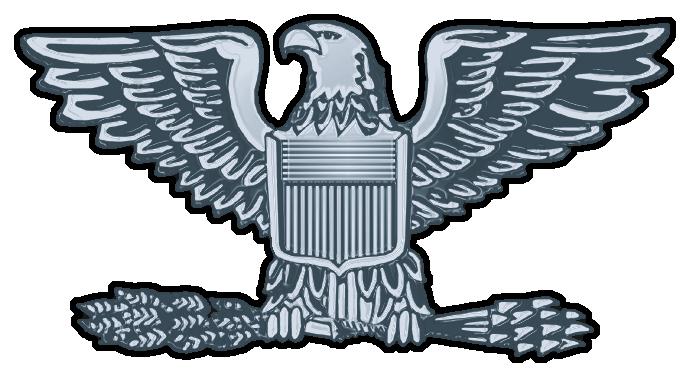 Colonel eagle clipart.