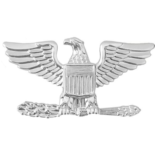 Air Force Rank Insignia: Colonel.
