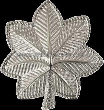 U.S. ARMY LIEUTENANT COLONEL CAP RANK INSIGNIA.