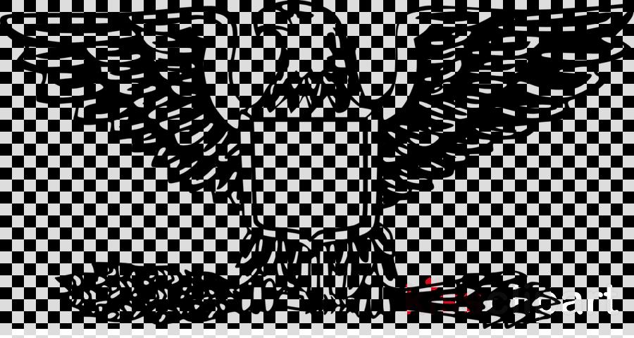 Bird Line Drawing clipart.