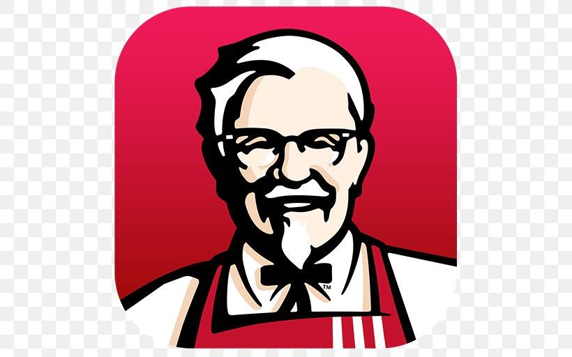 Colonel Sanders KFC Fried Chicken Logo Restaurant, PNG.