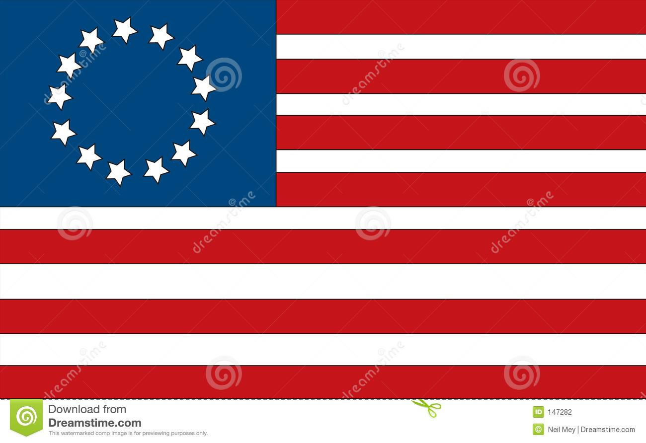 American Flag stock illustration. Illustration of stripes.
