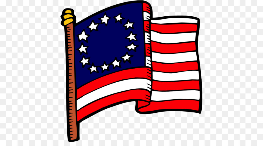 American Flag Background png download.