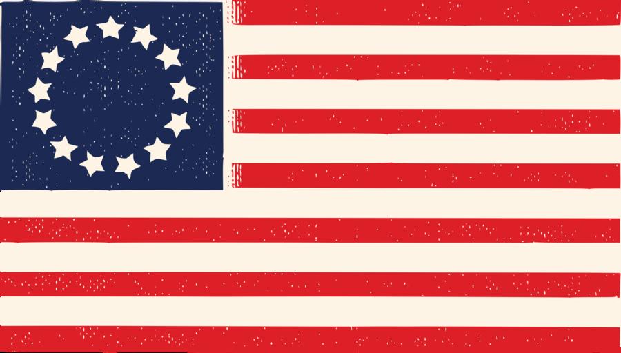 13 Colonies Flag Amazon.