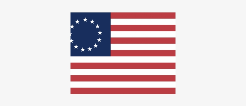 Betsy Ross 13 Colonies Flag Polyester 3×5.