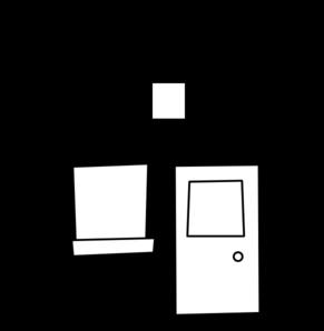 Maison clipart #5
