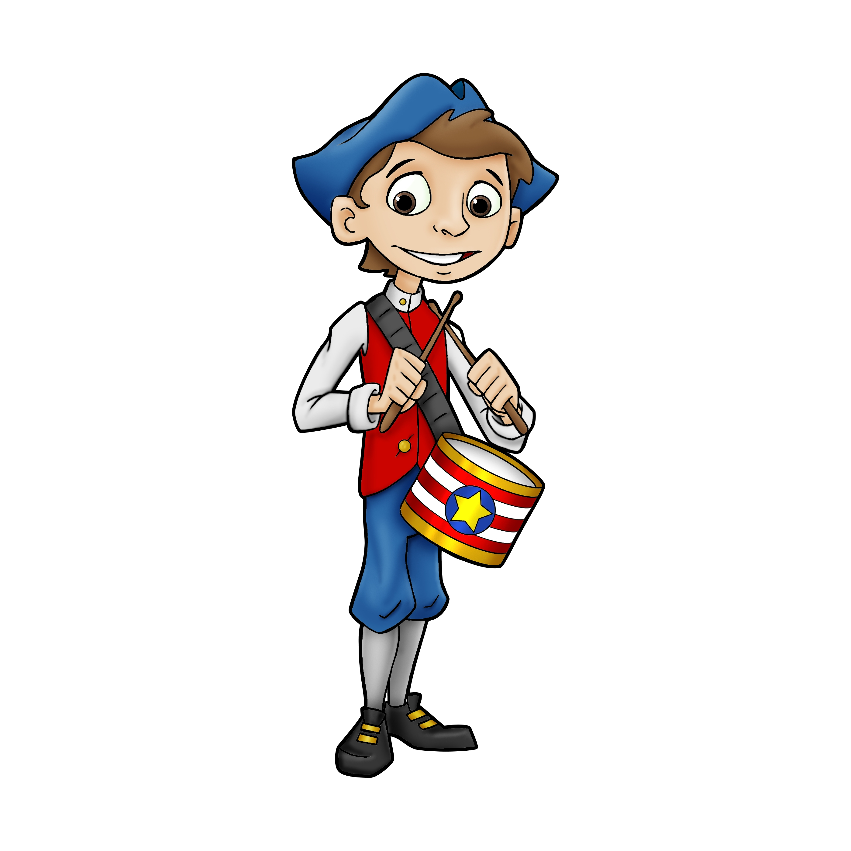 Explorer clipart colonial person, Explorer colonial person.
