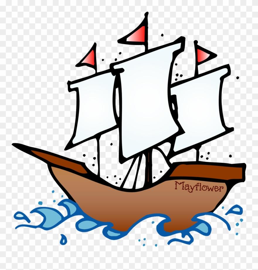 Ship Clipart Colonization.