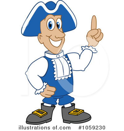 Patriot soldier clip art.