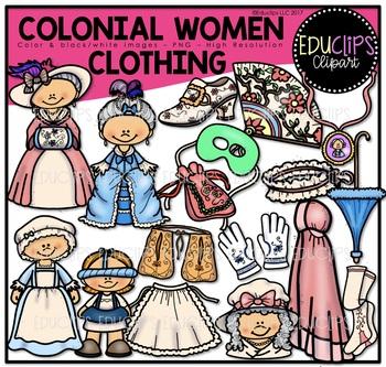 Colonial Women.