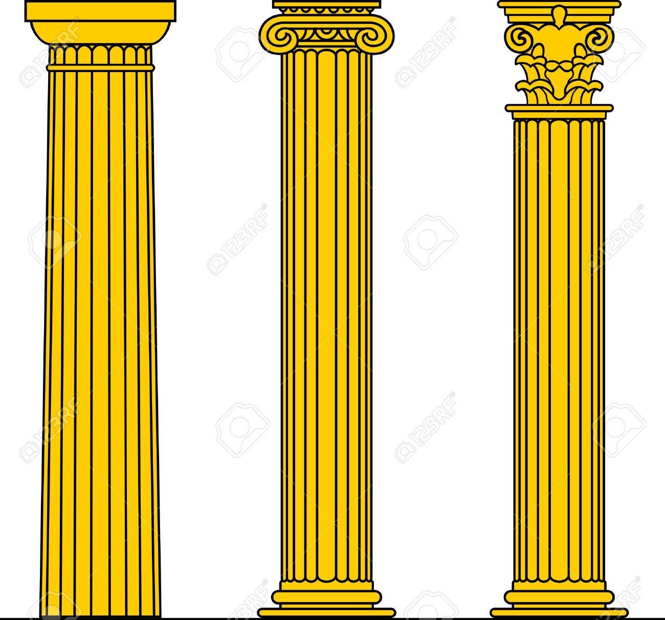 Column Clip Art Free.