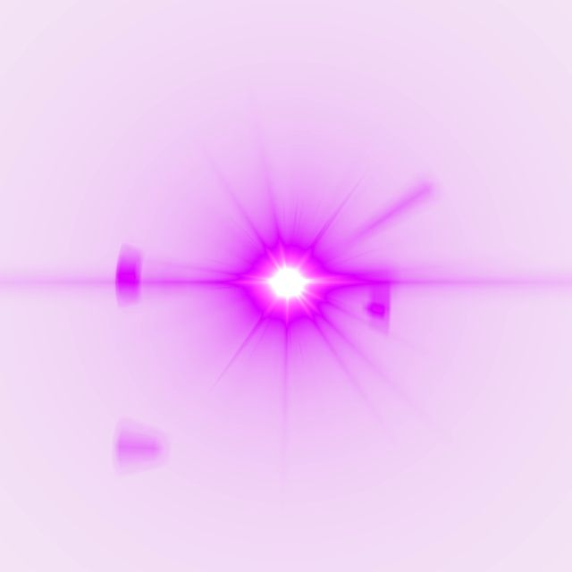 Purple Tac Light Effect, Color, Light Effect, Flare PNG.