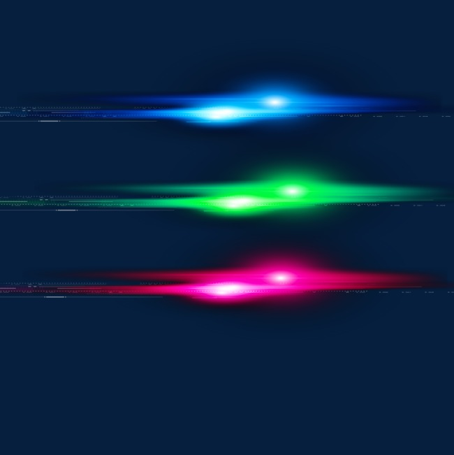 Color Light Effect, Color Clipart, Light Effect, Colour PNG.
