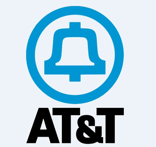 The AT&T Logo History.