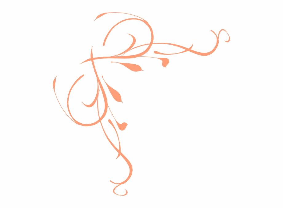 Peach Color Border Png Free PNG Images & Clipart Download #1346859.