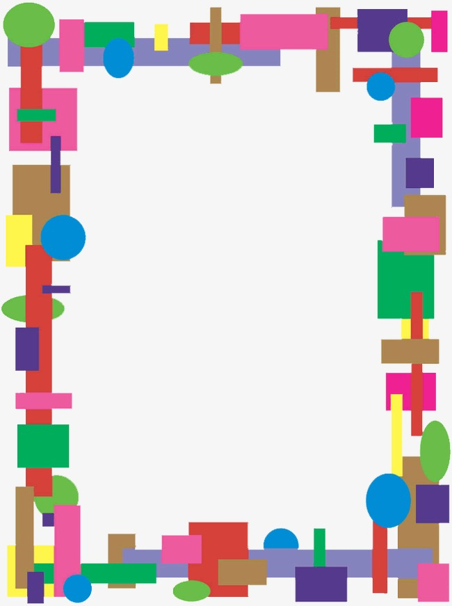 Color border clipart 7 » Clipart Station.
