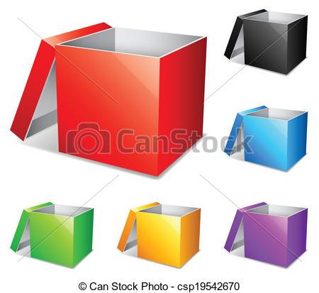 Color boxes..