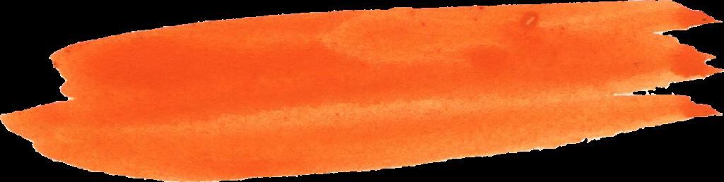 70 Watercolor Brush Stroke (PNG Transparent).