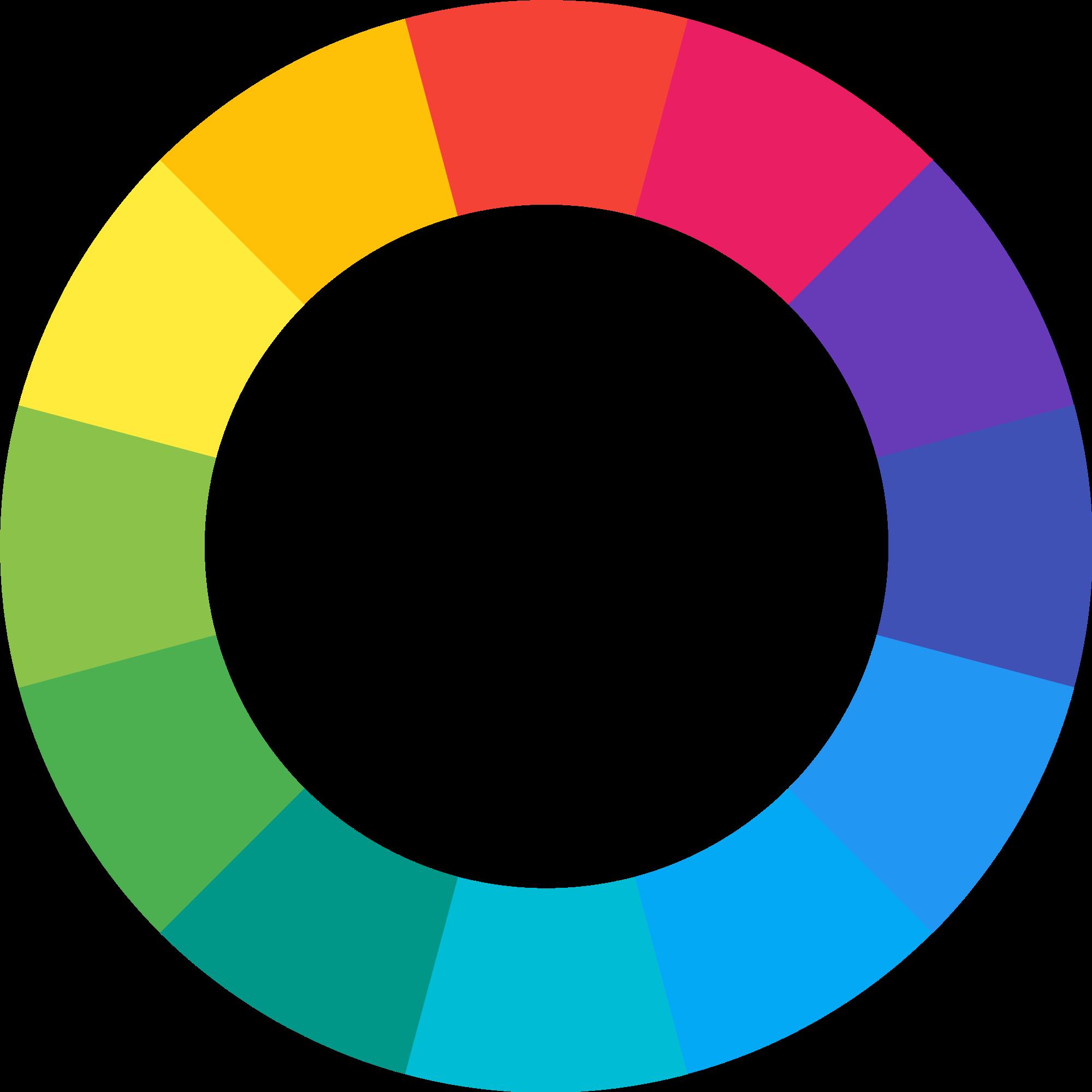 Color clipart color chart, Color color chart Transparent.