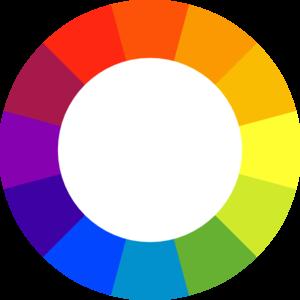 Color Wheel Clipart.