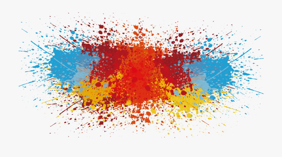 Color Splash Vector Paint Of Free Download Png Hq Clipart.