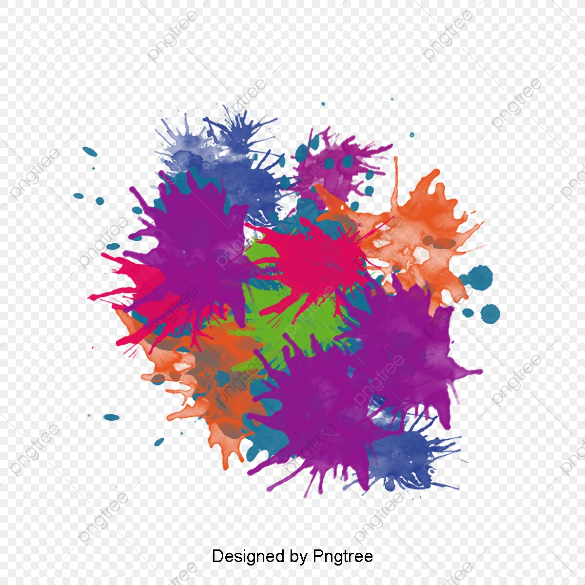 Free Color Effect Pull Element, Color Clipart, Free Download, Color.