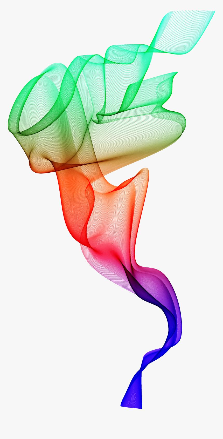 Smoke Color Clip Art.