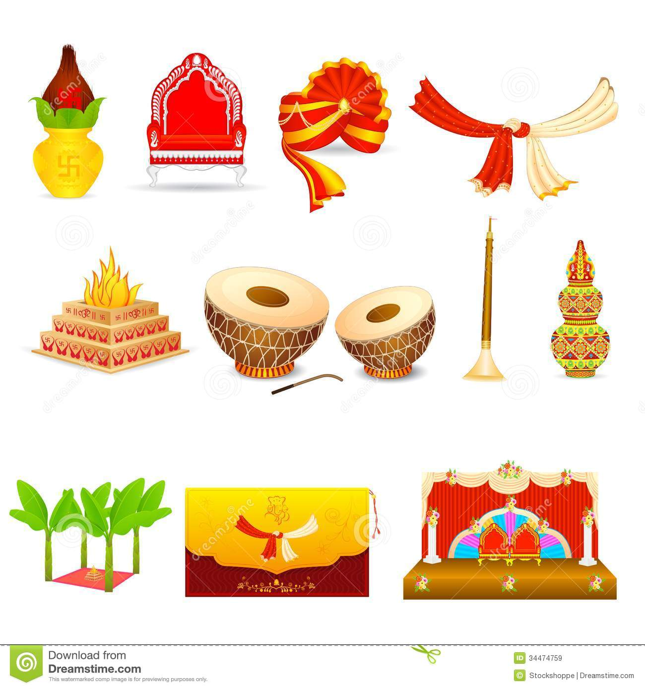 Indian Cliparts Wedding Free Download.