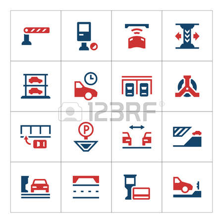 2,539 Parking Garage Cliparts, Stock Vector And Royalty Free.