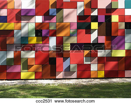 Stock Photography of colorful multi.