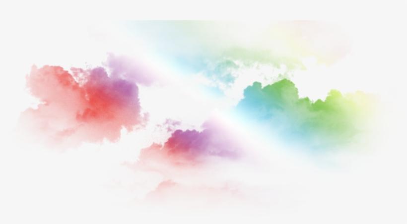 Color Cloud Png.