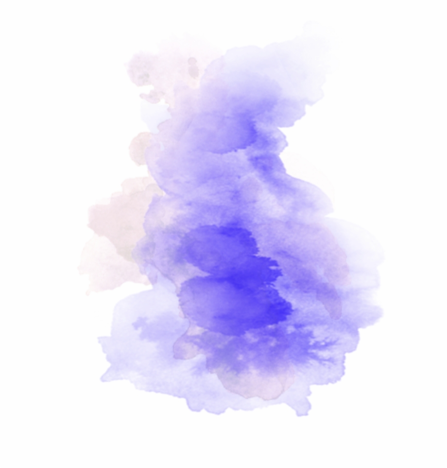 Ftestickers Background Clouds Smoke Colors Purple Blue.