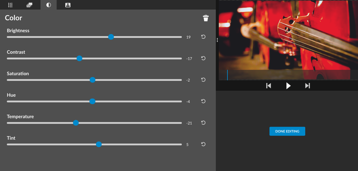 New Feature Focus: Color Correction and Pre.