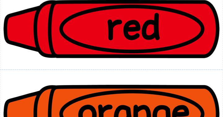 color crayon clipart clipground