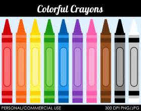 Similiar Color Crayons Clip Art Keywords.