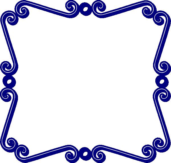 blue frame png.